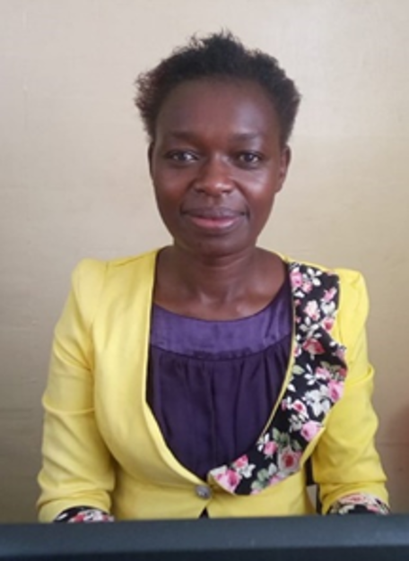 Anne Akinyi Oukoh - Human Resource Officer